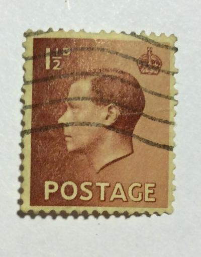 Почтовая марка Великобритания (United Kingdom) King Edward VIII | Год выпуска 1936 | Код каталога Михеля (Michel) GB 195X