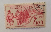 Slovak Uprising 1848, 120th Anniversary