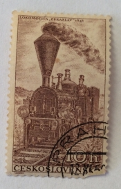 Locomotive Zbraslav (1846)