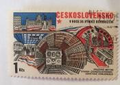 Construction of Prague subway