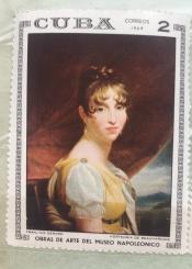 Hortense de Beauharnais, by François Gerard
