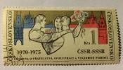 Czechoslovak-Soviet friendship