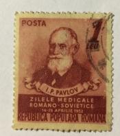 I. P. Pavlov (1849-1936) Russian physiologist