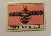 Ravana (indian mask)