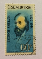 Bedřich Smetana (1824-1884), composer