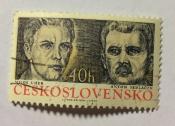 Miloš Uher and Anton Sedláček