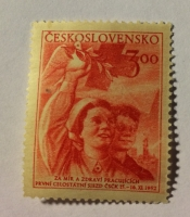 1st National Congress or Czechoslovak Red Cross