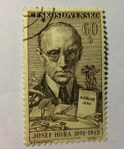 Josef Hora (1891-1845)