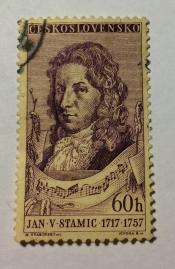 Jan V. Stamic (1717-1757)