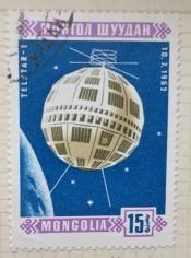 Telstar 1 (10.7.1962)