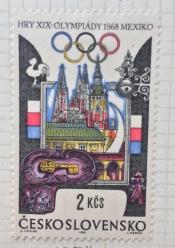 Prague Castle and Key