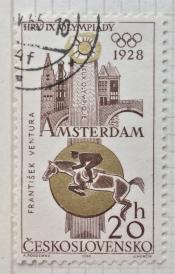 Horse Jumping (Amsterdam, 1928)