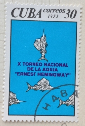 "10 Spear fishing tournament, ""Ernest Hemingway"""