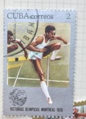 Silver medal: Alejandro Francisco Casañas Ramírez (1954)