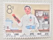 Canteen worker