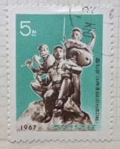 Soldiers playing music
