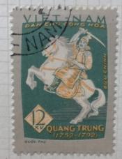 Kuang Chung (real name Nguyen Hue, 1752-1792)