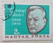 Sándor Korányi (1866-1944) physician and scientist