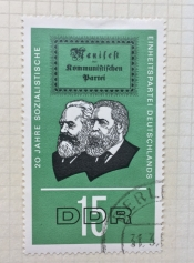 K. Marx and F. Engels
