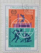 50 years International Labour Organization (ILO)