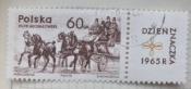 Mail Coach, by Piotr Michalowski