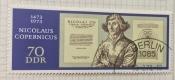 500. Birthday of the astronomer Nikolaus Kopernikus