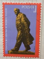 Lenin Monument at Nowa Huta
