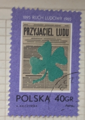 """Popular Movement"" In Poland, 70th Anniv."