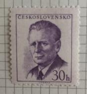 Antonín Novotný (1904-1975), president