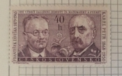 František Záviška (1879-1945) a Karel Petr (1868-1950)