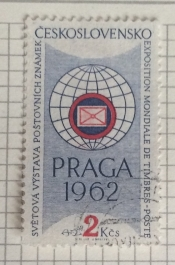 Praga 1962 World Stamp Exhibition