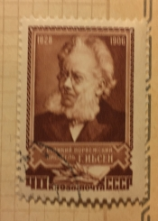 Генрих Ибсен (1828-1906) Норвежский писатель