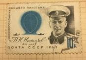 Пионер высшего пилотажа П.Н.Нестеров(1887-1914)