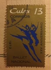 25 years Cuban National Ballet
