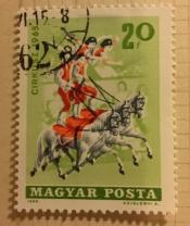 Circus - Equestrians