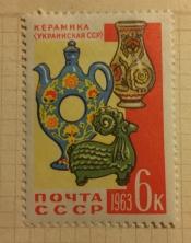 Опошнянская керамика(Украинская ССР)