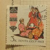 Таджикские народные костюмы