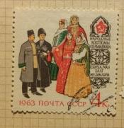 Азербайнджанские народные костюмы