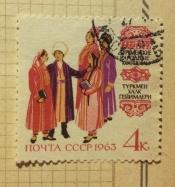 Туркменские народные костюмы