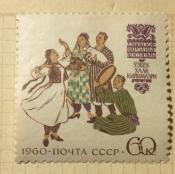 Узбекские народные костюмы