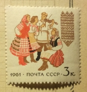 Белорусские народные костюмы