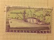 "Cargo ship ""Lidice"""