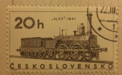 Steam engine AJAX (1841)