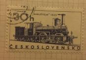 Steam engine KARLŠTEJN (1865)