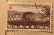 Palace of The Nation, Léopoldville (Kinshasa)