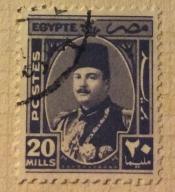 King Farouk (1920-1965)