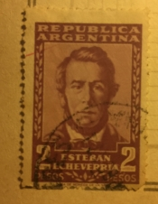 Esteban Echeverría (1805-1851)