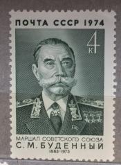 Портрет С.М. Буденного