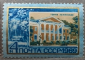 Горки. Дом, где жил и работал В.И. Ленин