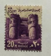 Bab Al Futuh Gate, Cairo